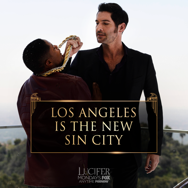 Netflix Saves Fox S Lucifer From Cancellation: Lucifer - TV Series News, Show Information - FOX
