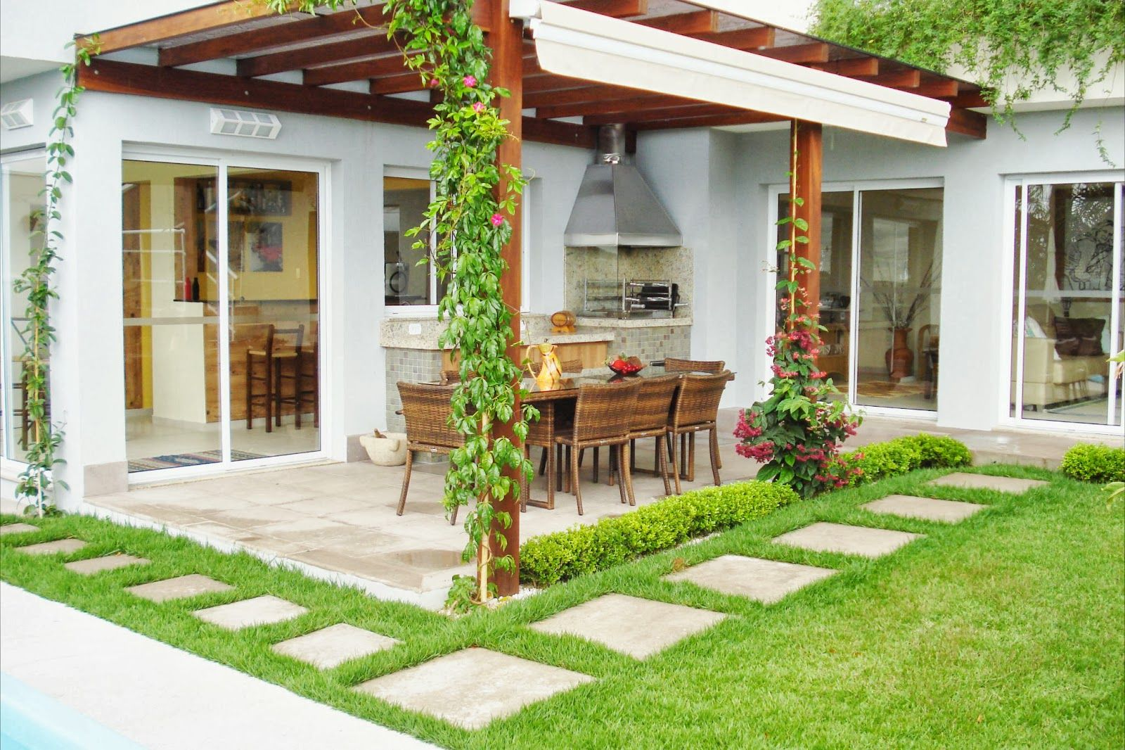 Jornal Casa Bonita: Áreas de Lazer   Terrazas   Pinterest   Terrazas ...