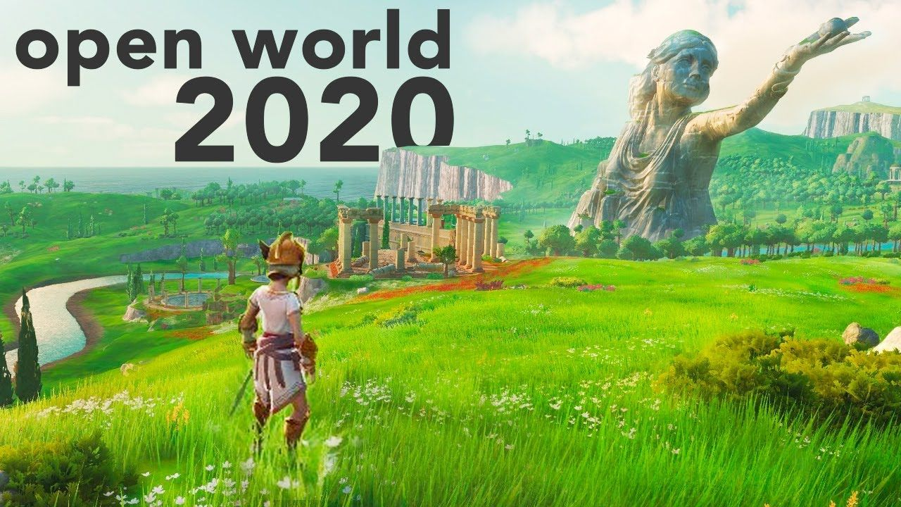 Top 10 NEW Open World Games of 2020 YouTube in 2020
