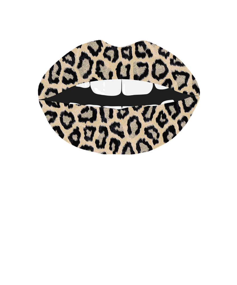 Cheetah Pattern Lips Leopard Fur Mouth Animal Print Throw Pillow By Born Design Cover Leopard Print Background Cheetah Print Wallpaper Animal Print Wallpaper