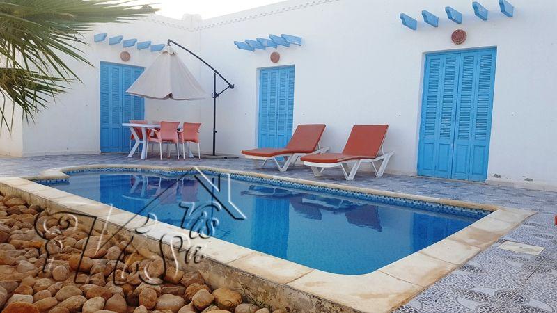 A louer pour les vacances, une belle villa avec piscine privative à - maison de vacances a louer avec piscine