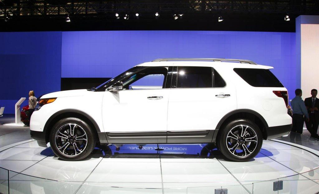2015 Ford Explorer Price and Design 2015 Ford Explorer is
