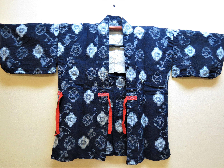 Jacket  Kanji  Kimono Jacket  Japanese Festival Coat  Handmade Jacket Boro  Happi Coat  Japanese Vintage  Cotton  Happi Coat  Boho