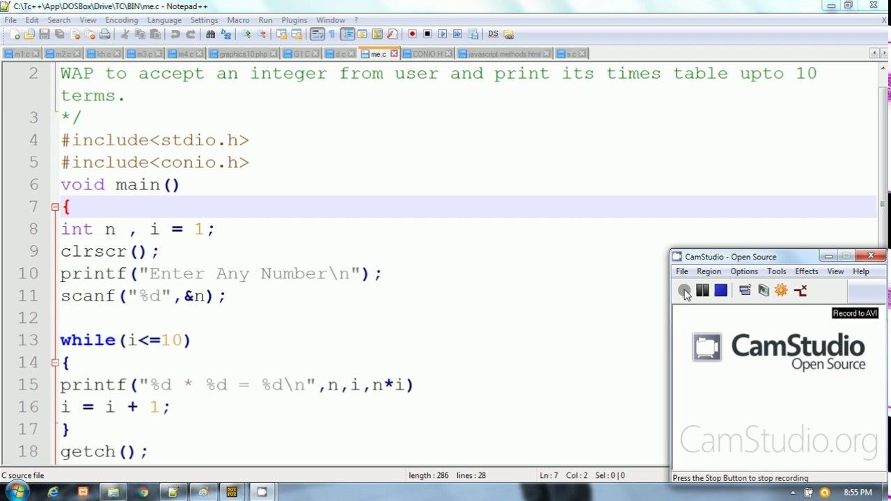 C Program Print Sum Of Odd And Even Numbers From 1 To N While