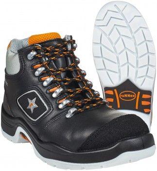 Sicherheitshochschuhe S3 5308 Alustars Runnex Mit Bildern Arbeitsschuhe Hohe Schuhe Orthopadische Schuhe