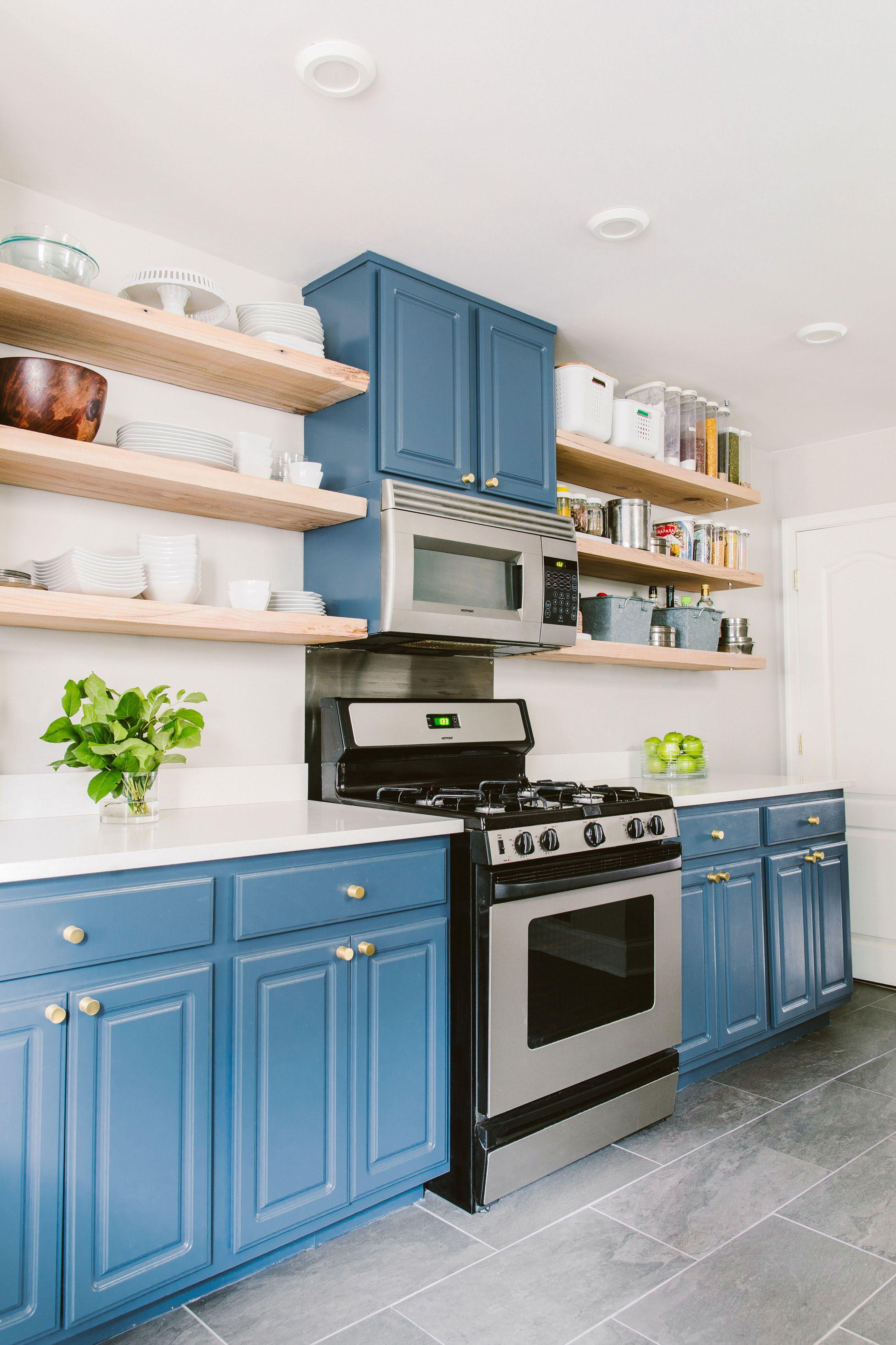Linzi\'s Kitchen Makeover | Beautiful kitchen, Budget kitchen ...