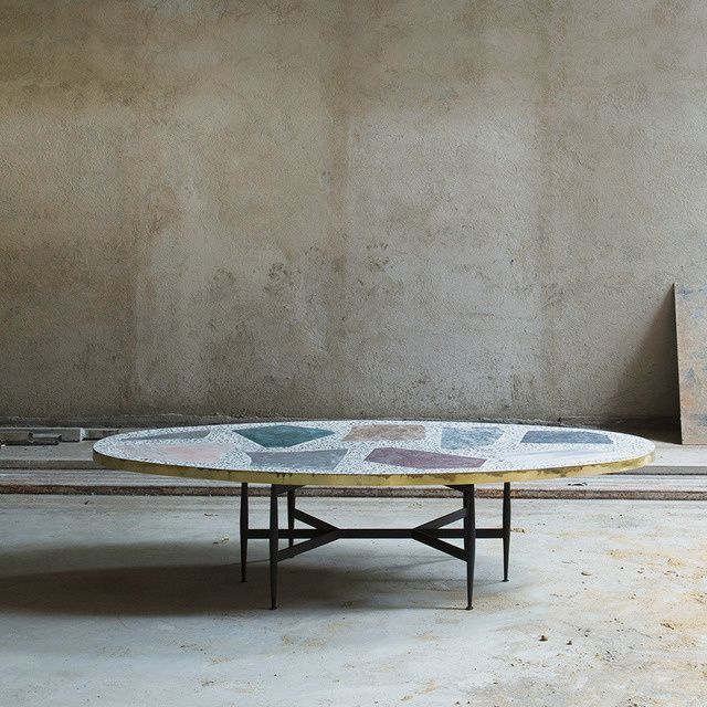 Rooms Magic Stone Oval Coffee Table 2016 Available In