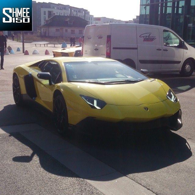 Lamborghini LP720 Anniversario