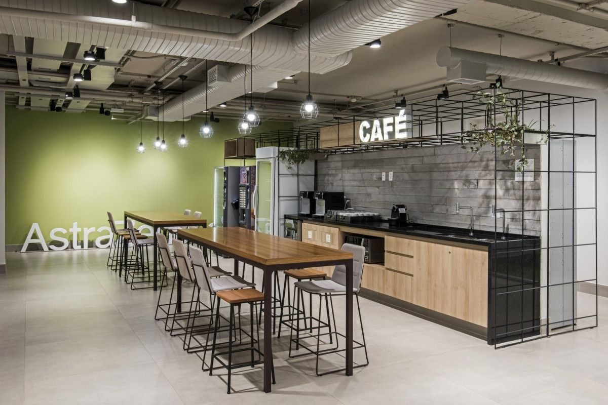 Astrazeneca Offices Cotia Office Snapshots Cafe Interior Design Small Office Furniture Office Interior Design