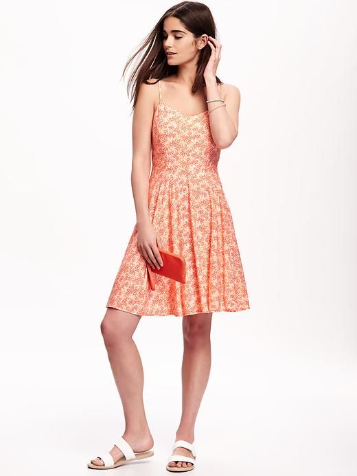 Printed Cami Dress for Women | Shower dress | Pinterest | Printing ...