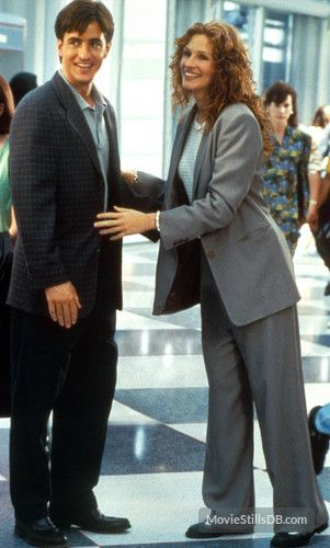 My Best Friend S Wedding 1997 Dermot Mulroney And Julia Roberts My Best Friend S Wedding Julia Roberts Style Julia Roberts