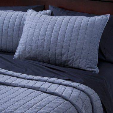 Blue Solid Blue Quilt Set Cassy Master Bedroom Pinterest Blue