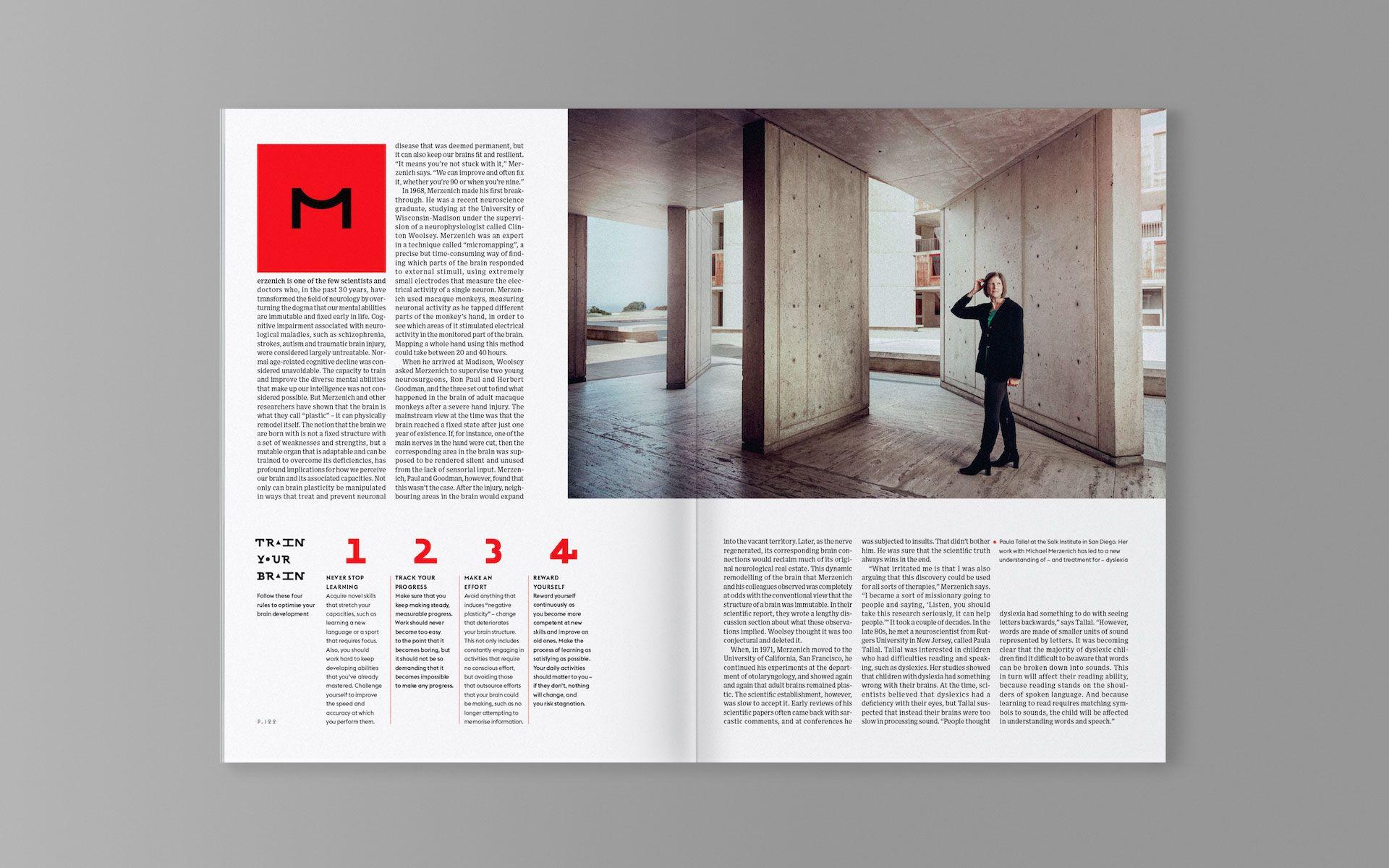 Sawdust — Work, Wired (UK)   design   Pinterest   Design layouts