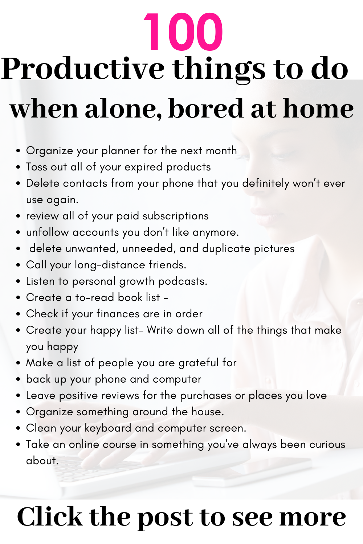 Photo of produktive Dinge tun, wenn man sich zu Hause langweilt #workathome produktive Dinge tun …