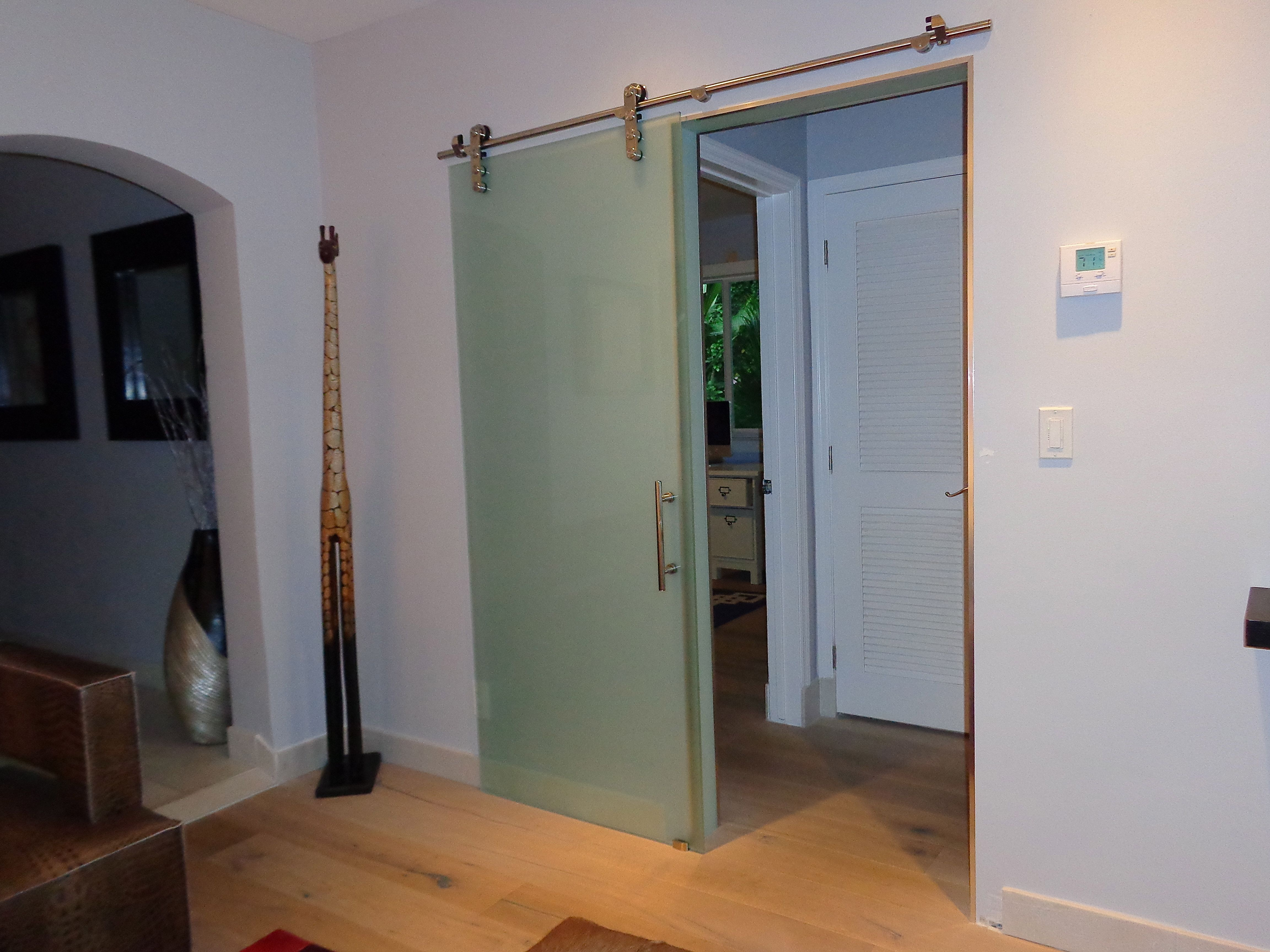 Genial Laguna Series Sliding Glass Door System   Available In Single Or Double Door.  Kit Contains