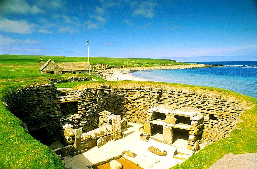 Skara Brae  |  HOME SWEET WORLD