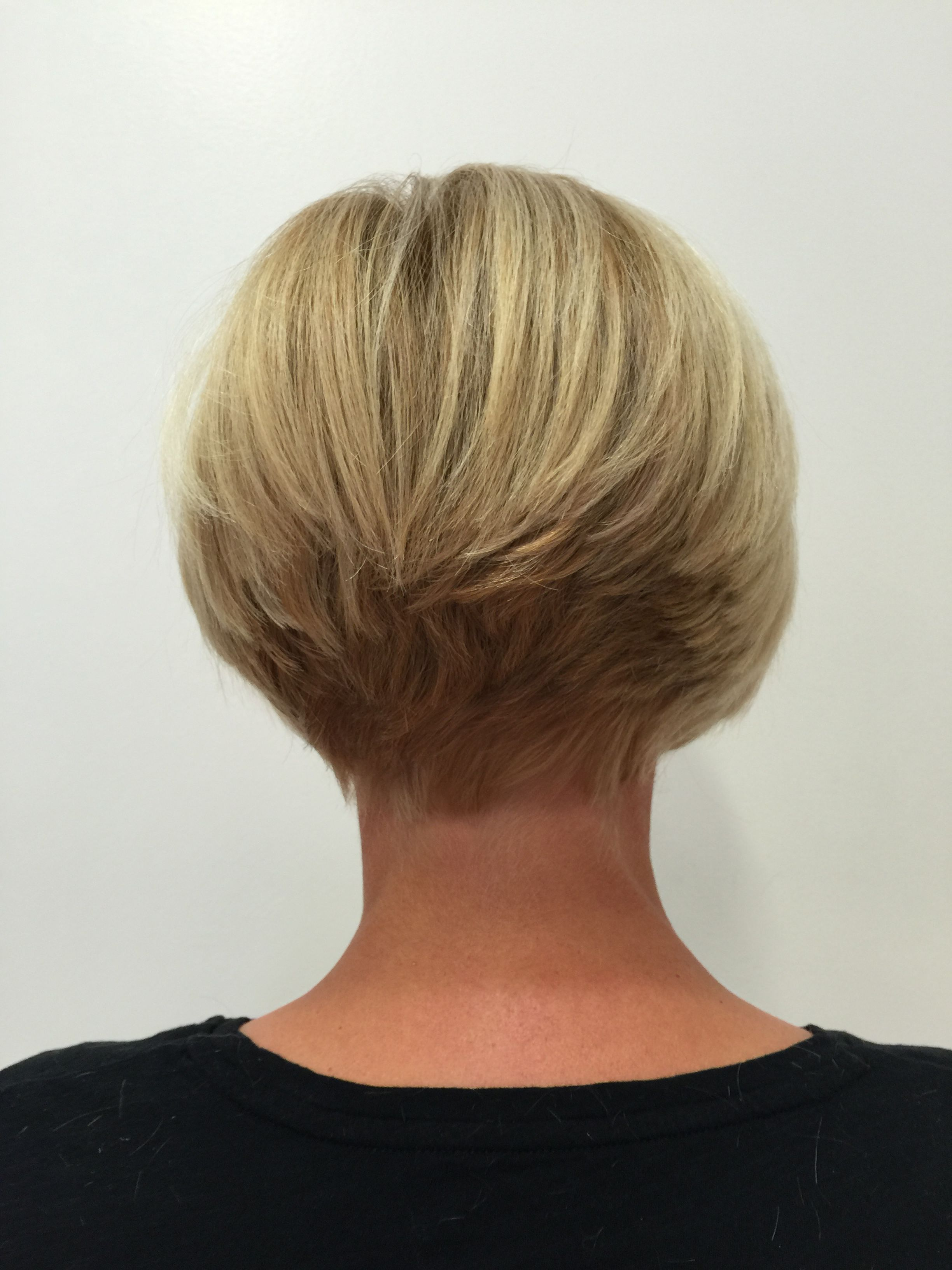 Short Hairstyle For Mature Women Over 60