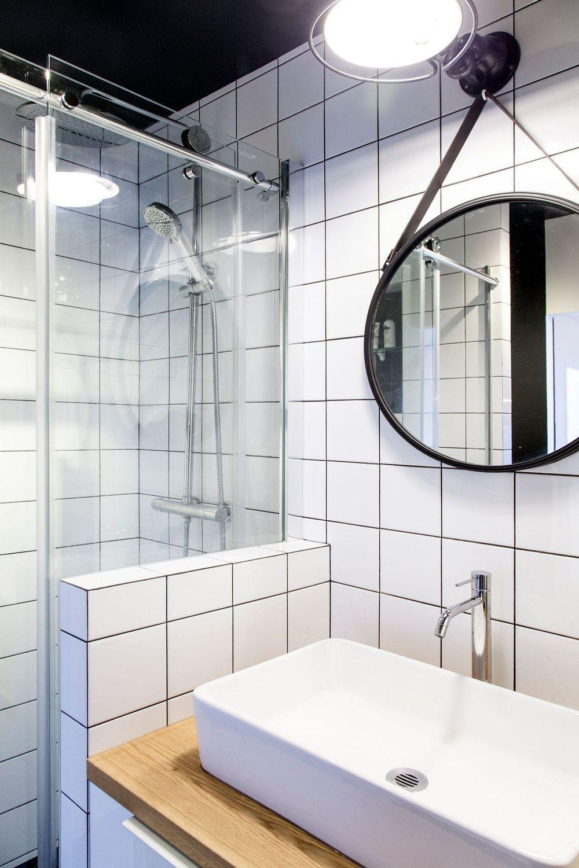 Salle De Bain Et Dressing Dans Chambre ~ Remplacer Baignoire Par Douche Inspirations Les Salles De Bain