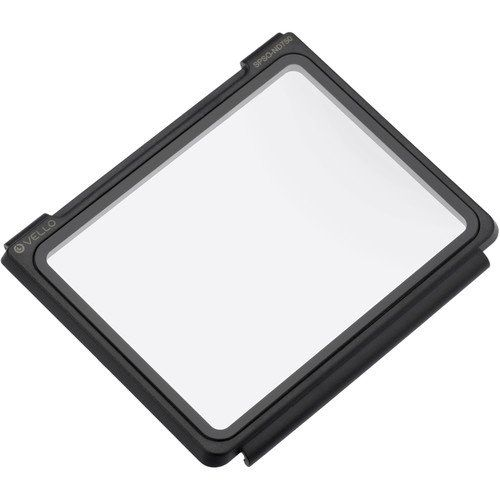 Vello Snap-On LCD Screen Protector for Canon T3 2 Pack