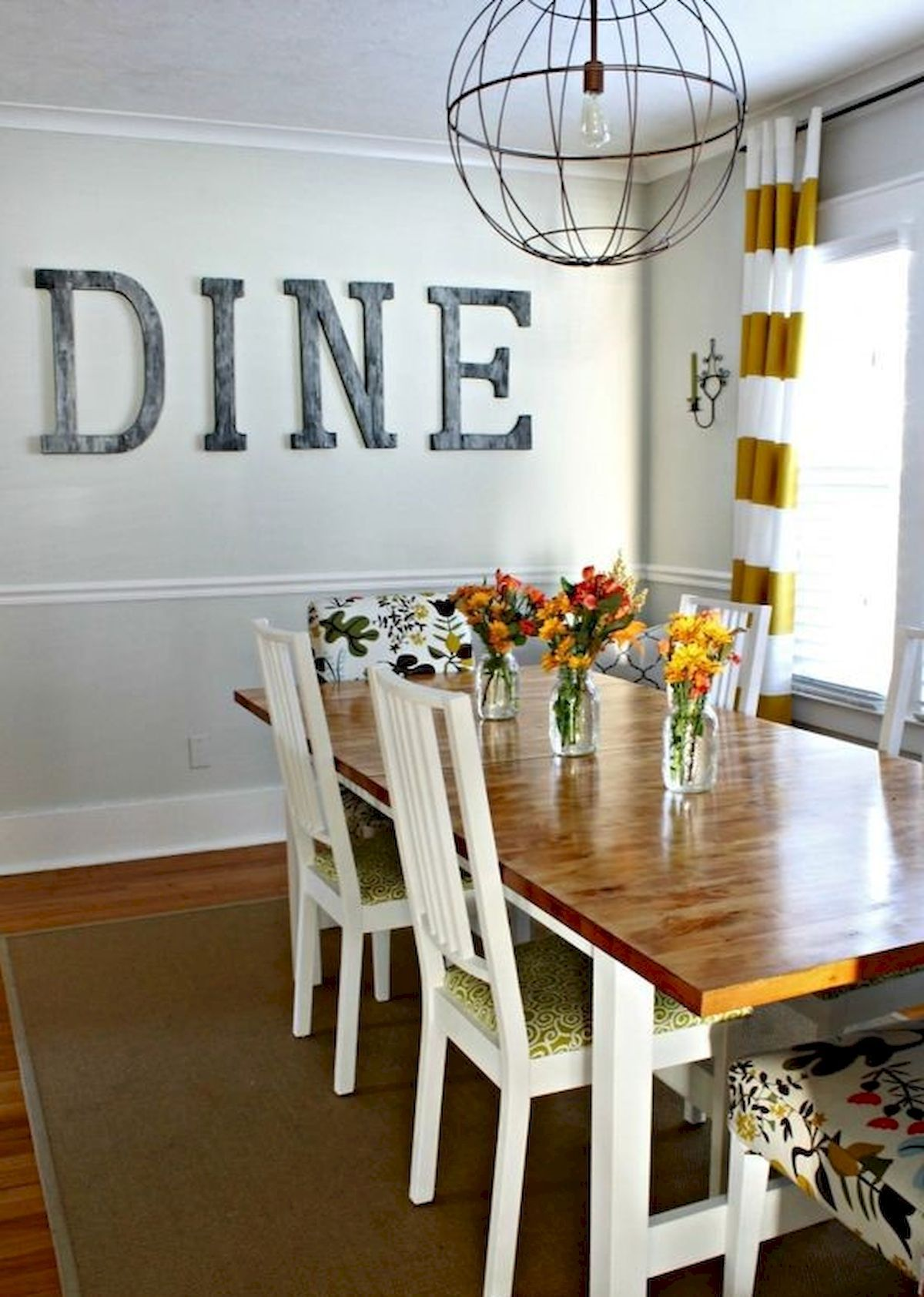 33 Adorable Dining Room Wall Art Ideas And Decor33decor Ikea