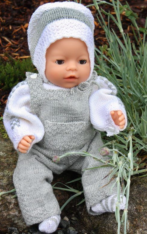 Gestrickte Puppenkleider Puppenkleider Pinterest Doll Clothes