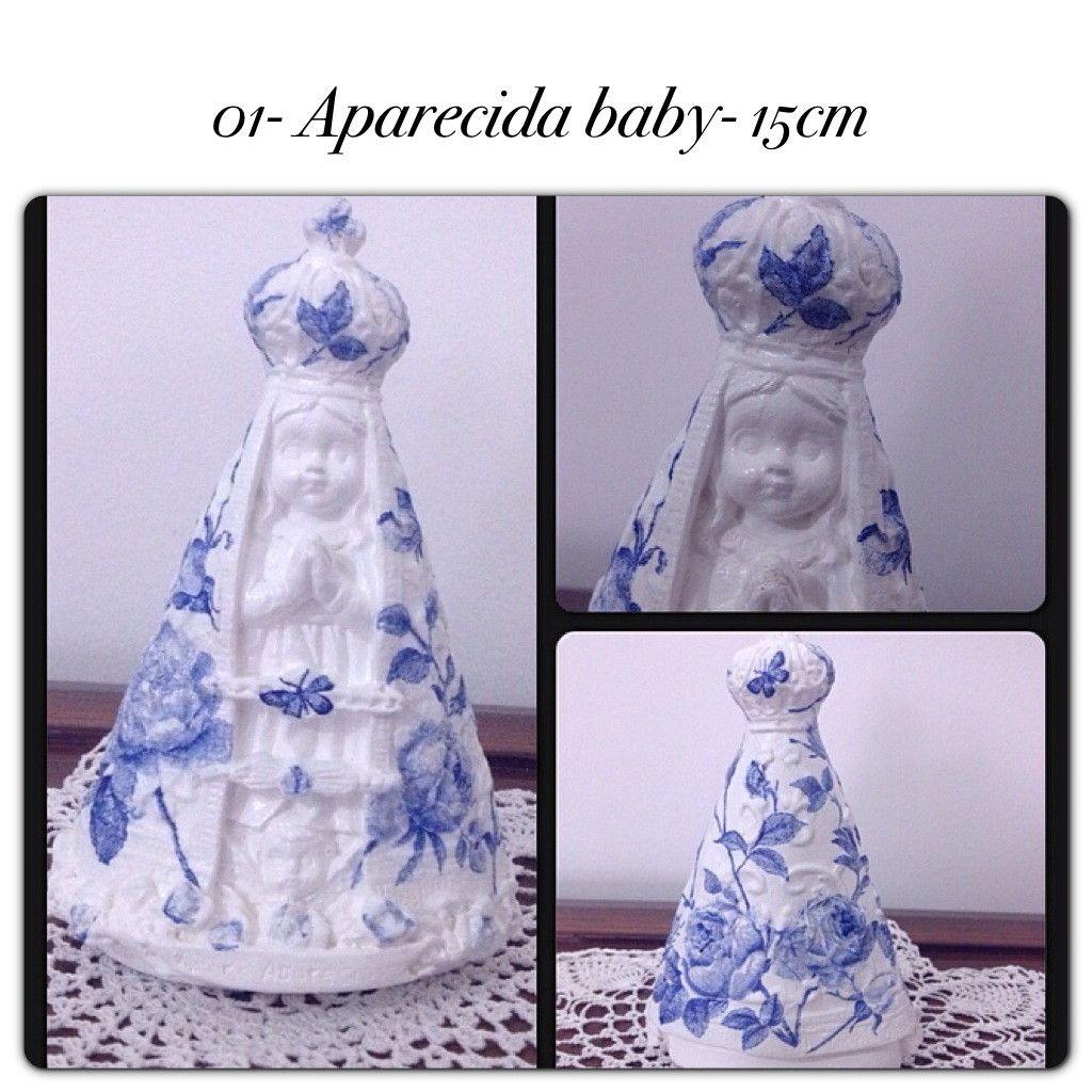 Nossa Senhora Aparecida baby | D. DOCA | Elo7