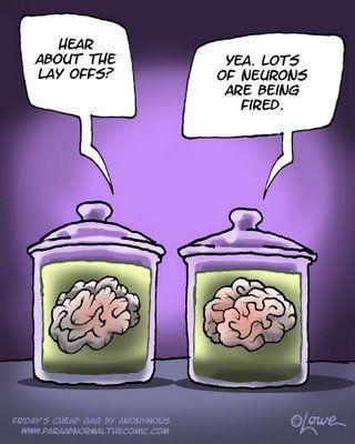 Para Abnormal Comics Brains Cheap Joke Friday Psychology Jokes Psychology Memes Therapy Humor