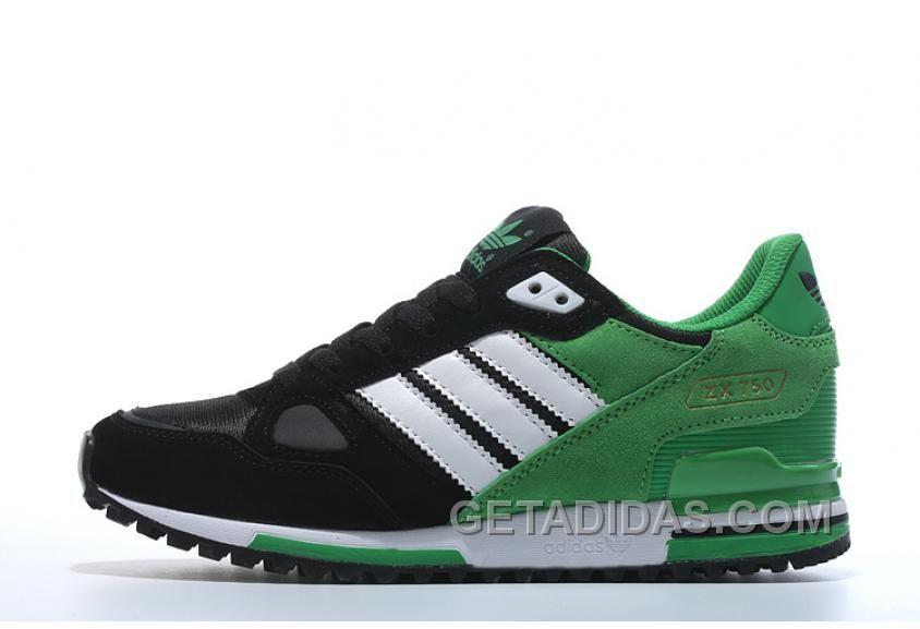 / / adidas zx750 donne black top verde riguarda