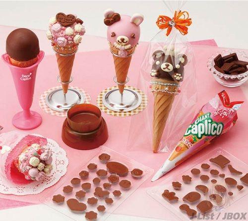 caballero ice cream compilations