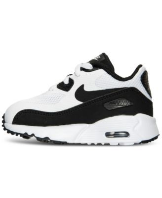 new concept 230c6 e2db4 Nike Toddler Boys  Air Max 90 Ultra 2.0 Running Sneakers from Finish Line -  White 6