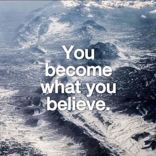 You Become What You Believe Image Quotes Believe Quotes Life Quotes