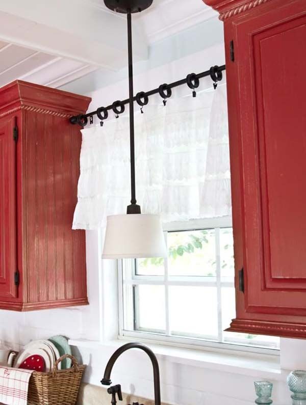 Useful Tips for Decorating the Kitchen | Kitchen window ...