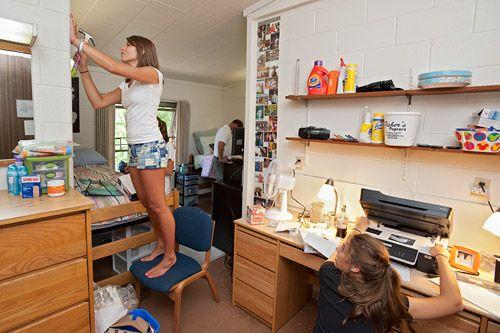 University Of Delaware Residence Hall Dorms Pinterest