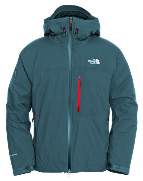 campera the north face auriculares pluma hombre summit serie