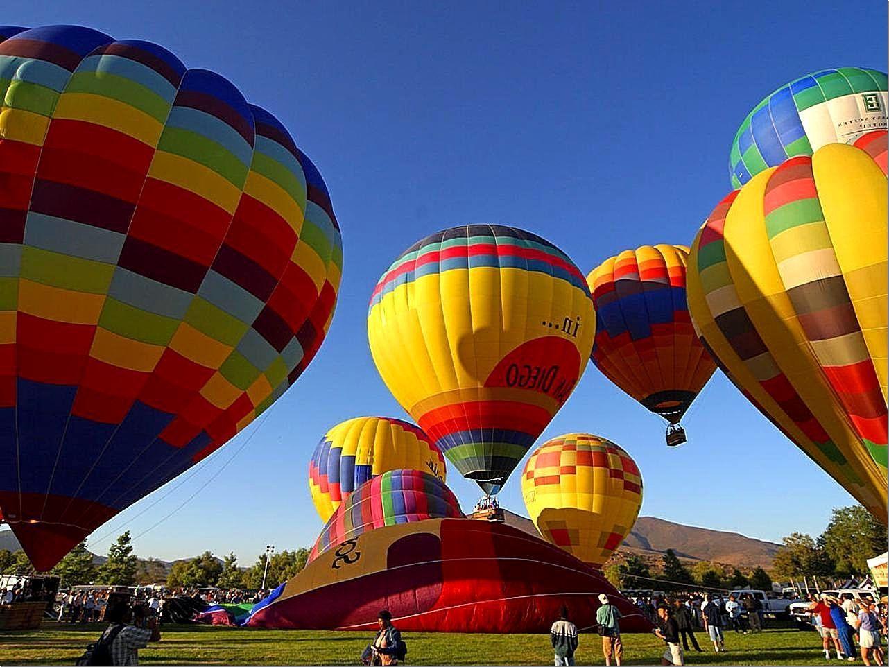 Hot Air Balloon Rides hot air balloons Hot air balloon