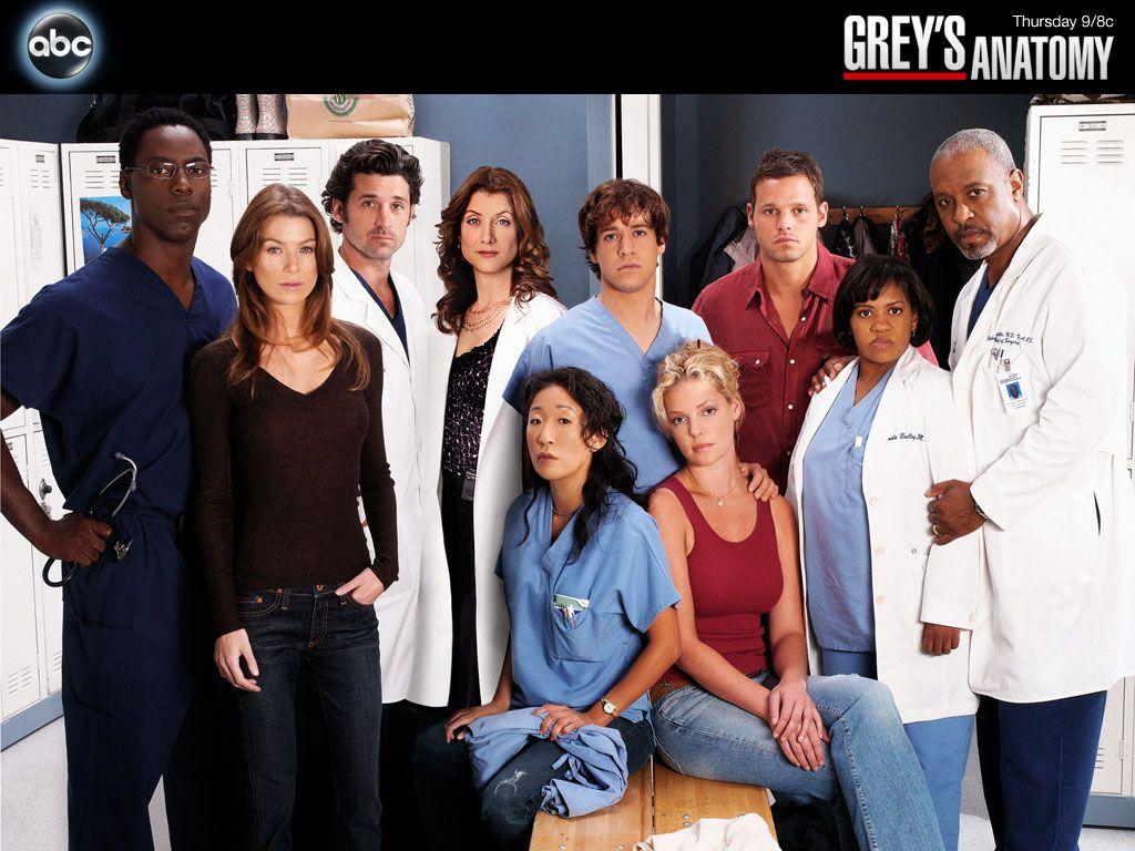 grey\'s anatomy | Anatomy, Televisions and Drama