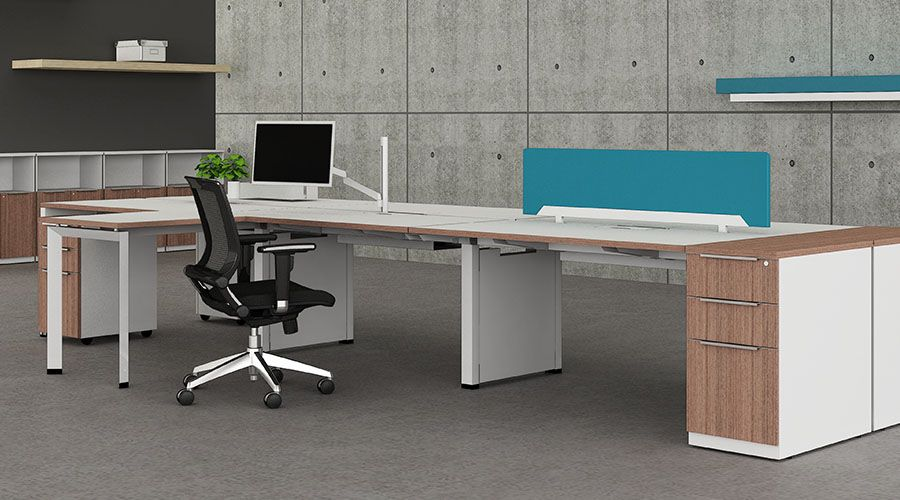 verity friant benching in 2019 office cubicle office furniture rh pinterest com