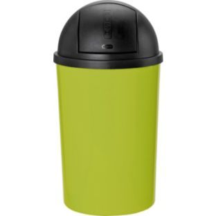 Buy Colourmatch 30 Litre Push Top Kitchen Bin Apple Green At Argos Co Uk Your Online Shop For Kitchen Bins Kitchen Bin Kitchen Tops Bins