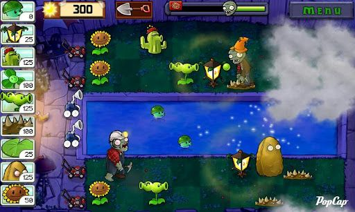 Plants vs  Zombies: Great Wall Edition v1 1 - Free full version