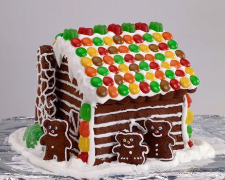 Easy · Gingerbread Houses ...