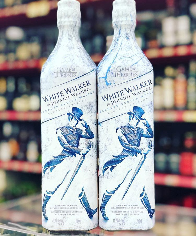 Pin On Cheers With White Walker Scotch Whiskey Along With Johnnie Walker