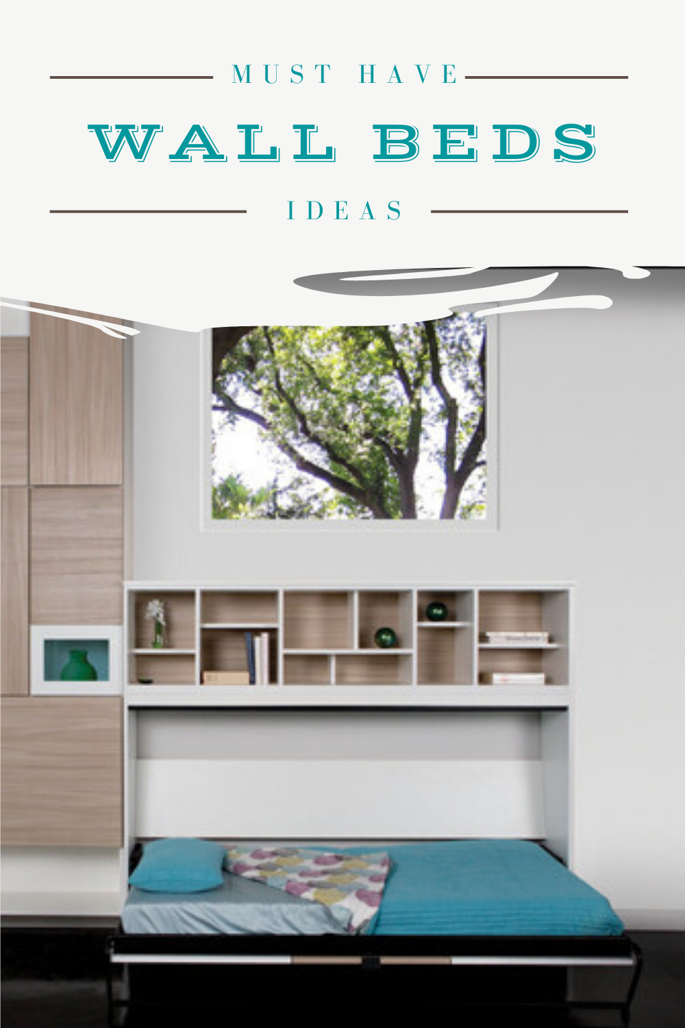 Custom Wall Beds And Murphy Beds In 2020 Bed Wall Bed Design