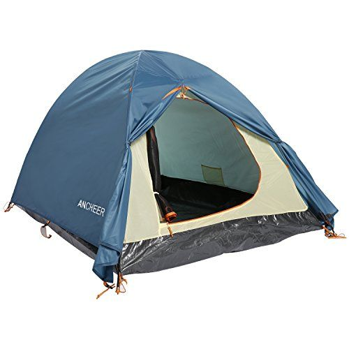 Cheap hiking tent Buy Quality c&ing tent directly from China c&ing tent brands Suppliers ANCHEER Brand New C&ing Tent C&ing Hiking Tent Dual Layer ...  sc 1 st  Pinterest & Best Camping Tents | ANCHEER 13 Person 4 Seasons Double Layer ...