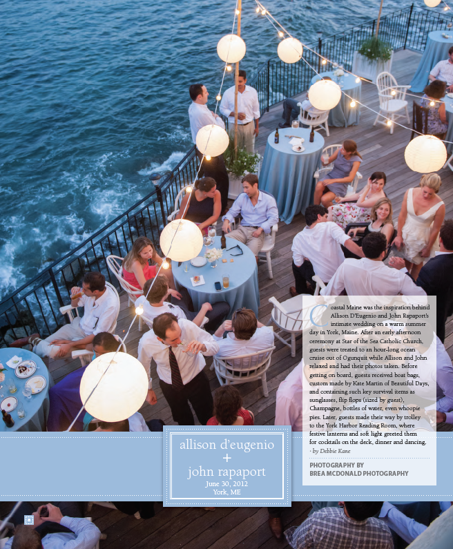 Beautiful Days featured in Seacoast Weddings 2014 (With ...