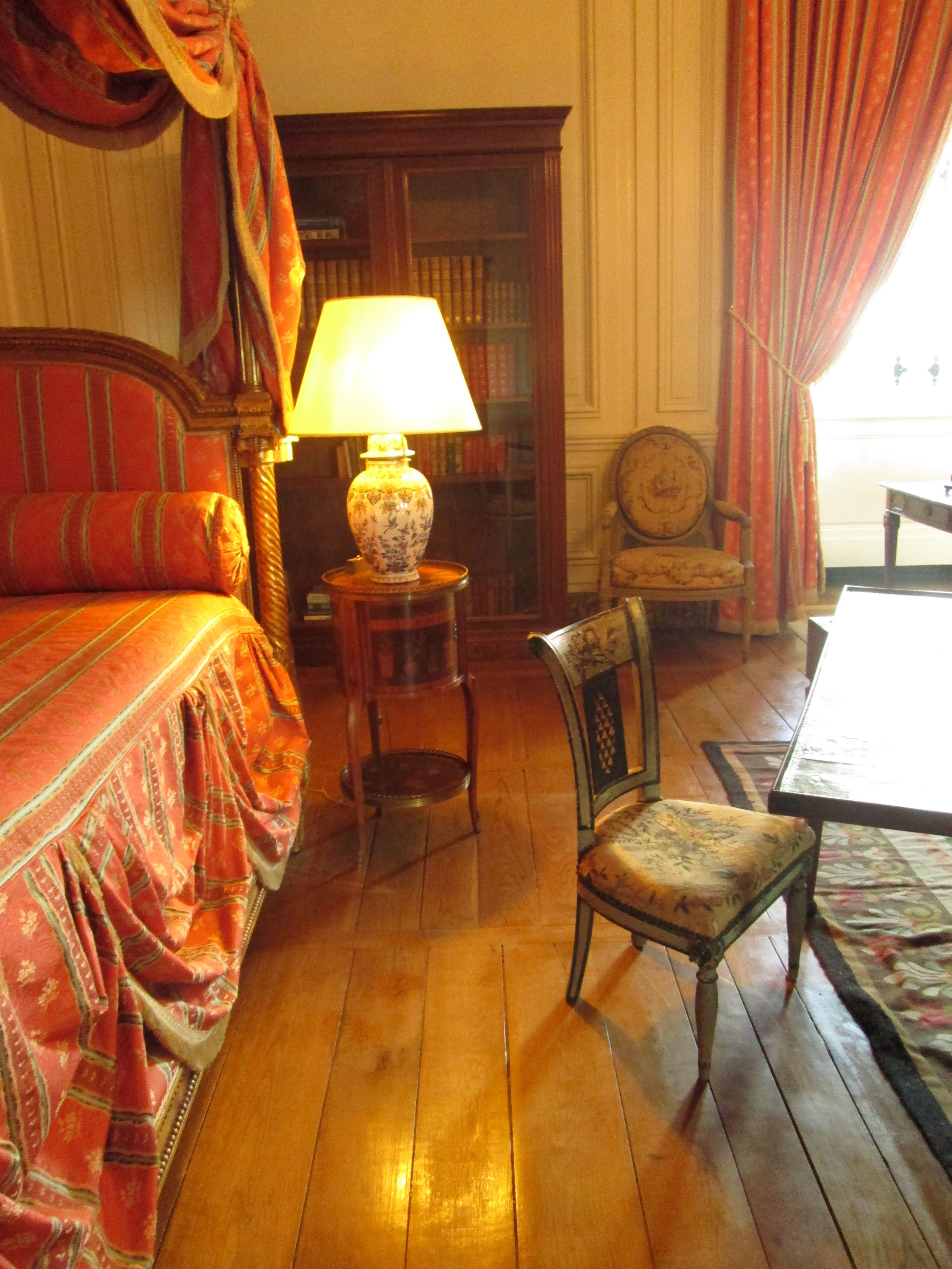 Ch Teau De Hautefort Chambre De Monsieur (1 Tage) Lit