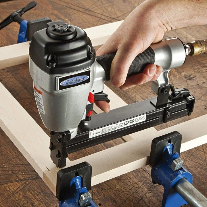 Make Quick Work Of Face Frame Construction, Butt Joints, Cabinets, Door And  Window