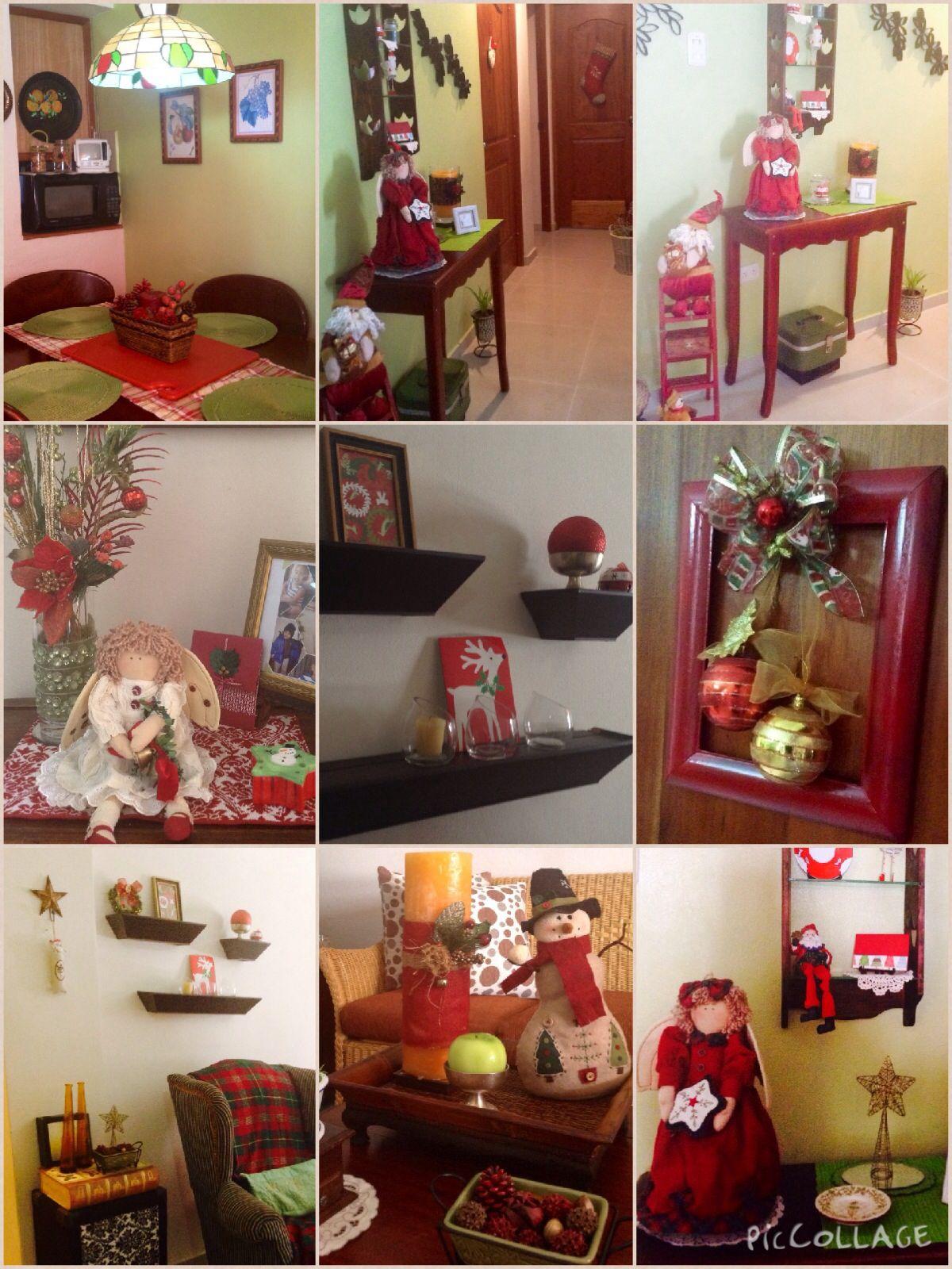 Como Decorar La Sala De Mi Casa Para Navidad