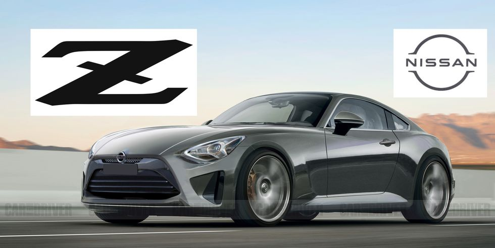 New Nissan Z Will Get A New Logo In 2020 Nissan Z New Nissan Z New Nissan