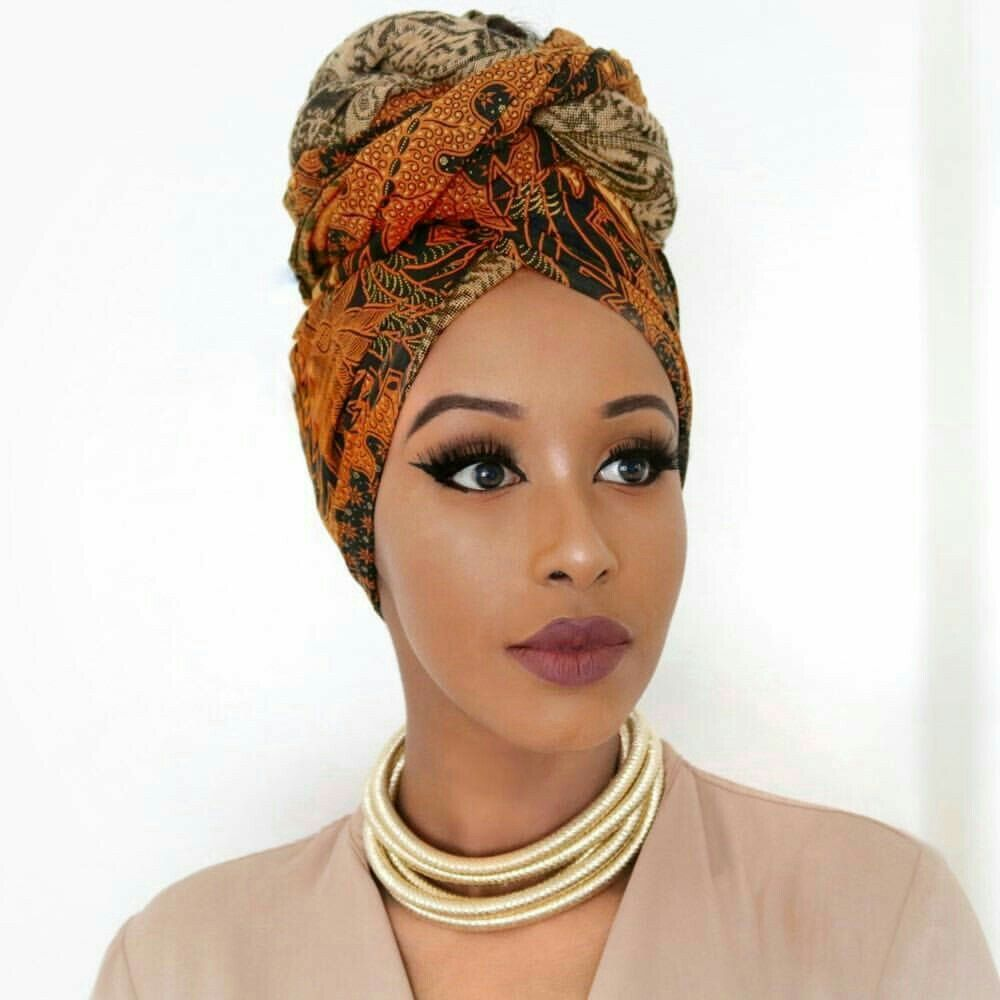 Fashion | Gorgeous head wrap styles you'll love | which is your favorite? – LABAKE's BLOG