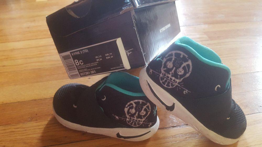 2cb1c3388291 Kyrie 2 Td 8c Black Black-Hyper Jade-White 827281 001  Nike